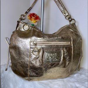 COACH POPPY HOBO BAG